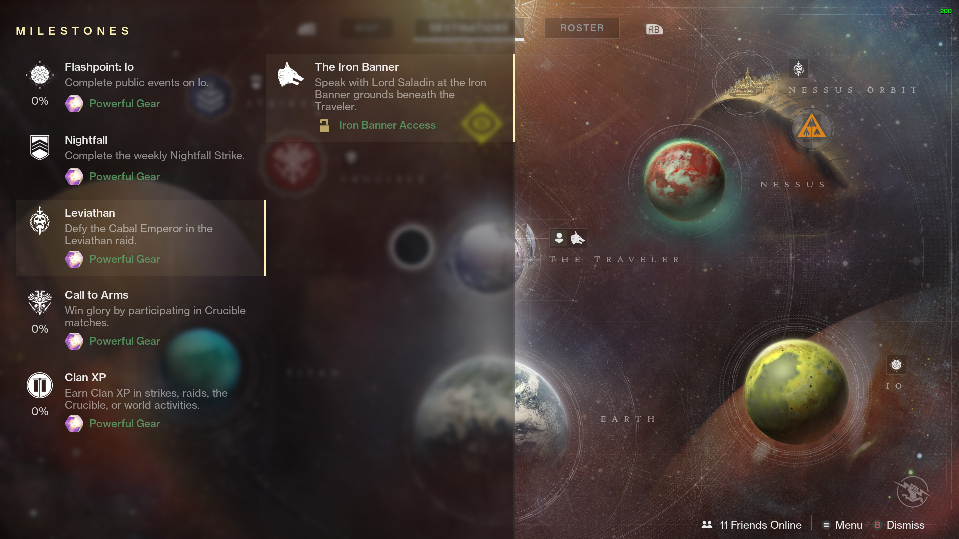 Destiny 2 weekly reset for November 21 – Nightfall, Challenges